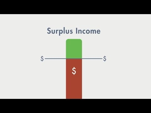 Surplus Income